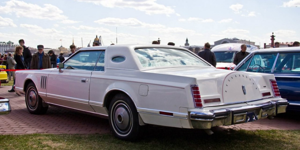 Купить 1978 Lincoln Continental Mark V