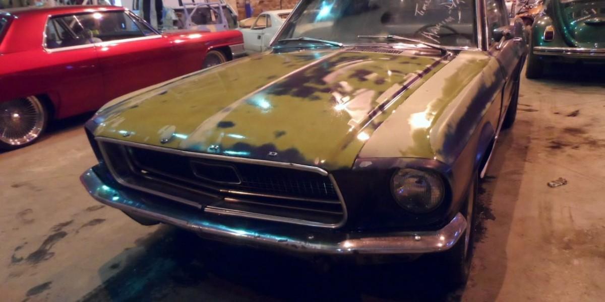 Форд мустанг 1967 купить в америке тарелка кузнецова
