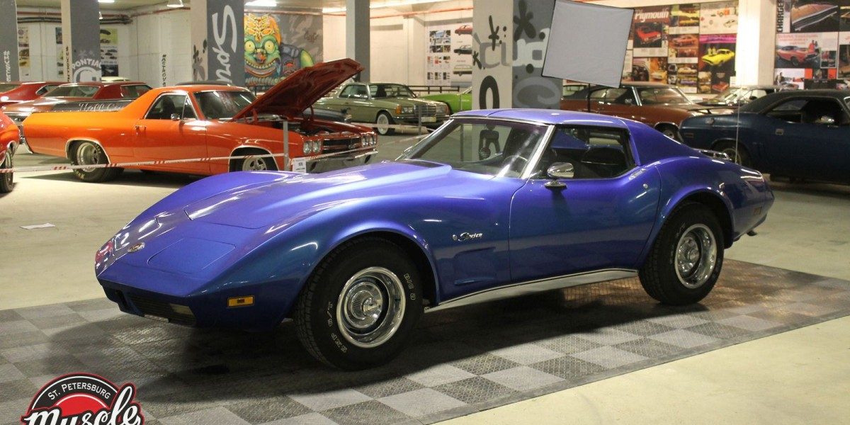 Купить 1974 Chevrolet Corvette C3 Stingray