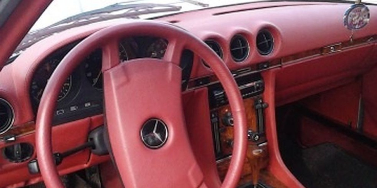 Купить 1974 Mercedes Benz Slc 450