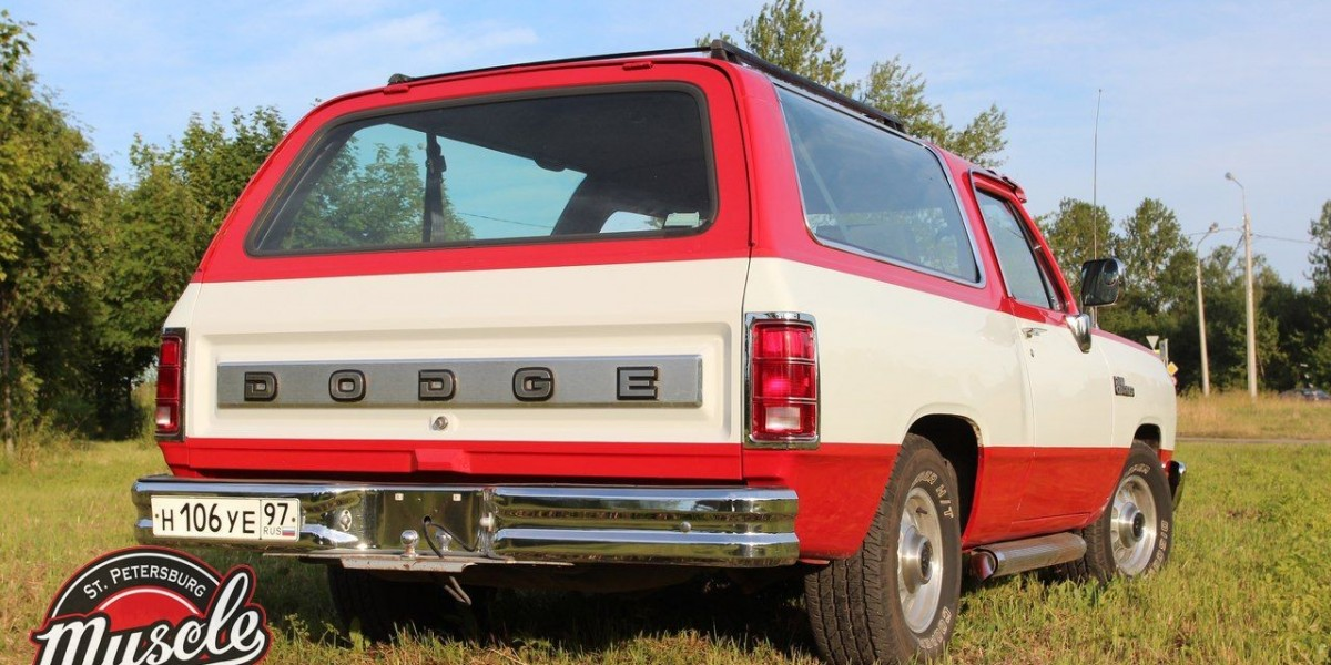 Купить 1992 Dodge Ramcharger