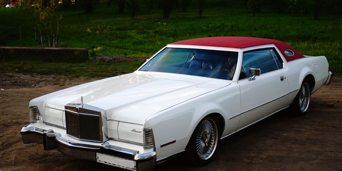 1974 Lincoln Continental Mark IV