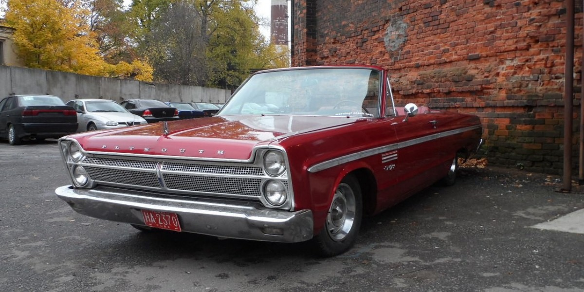 Купить 1965 Plymouth Fury