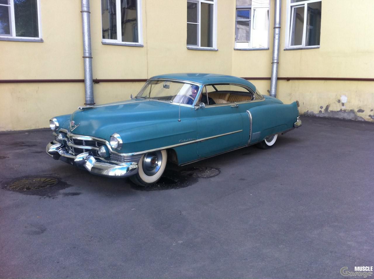 Cadillac Deville Series 62 1951 Sedan