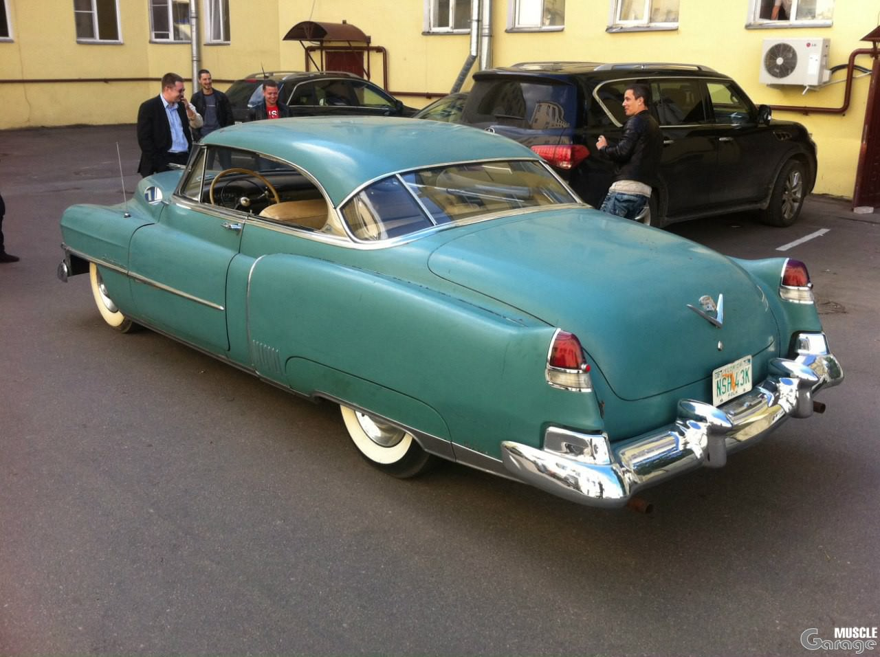 Cadillac Deville Series 62 1951 Coupe